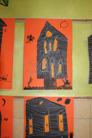 october art and class projects . 11.5.12