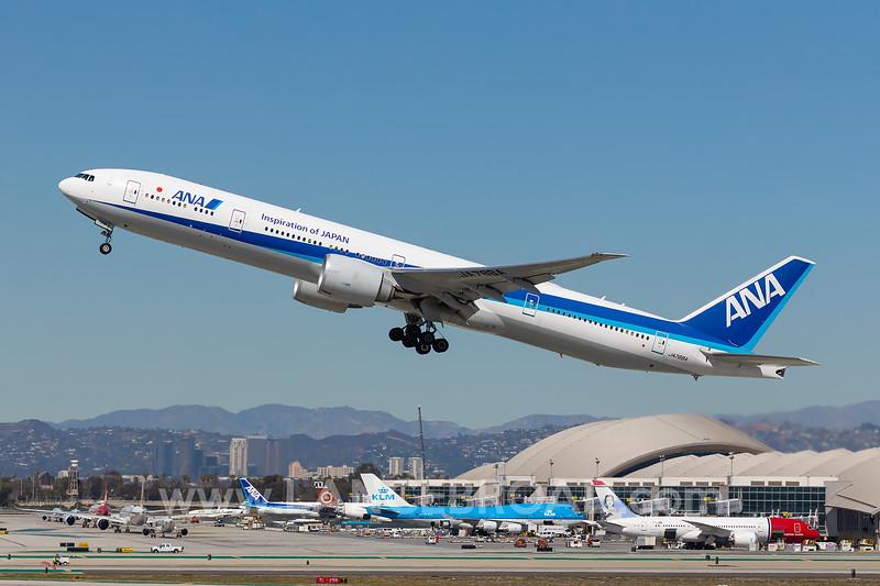 All Nippon Airways 777-300ER - JA788A - LAX