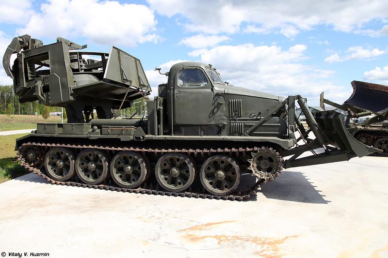 Котлованная машина МДК-2 (MDK-2 engineering vehicle)