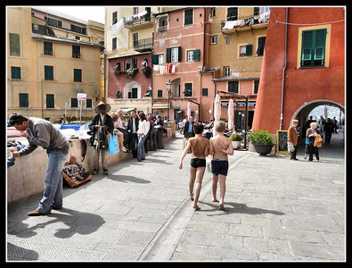 Italy - Liguria