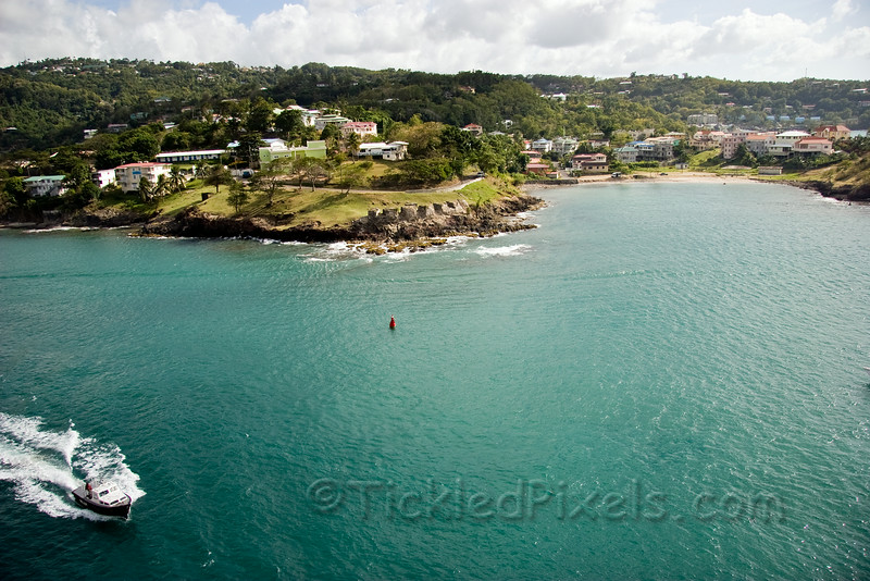Castries, St Lucia