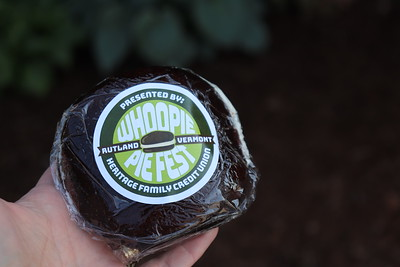 Whoopie Pie Donation from the Chamber and Economic Development of the Rutland Region
