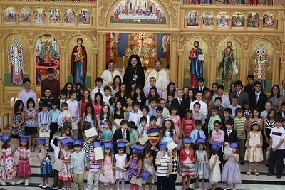 St. Clair Shores Greek & Sunday Schools Graduation