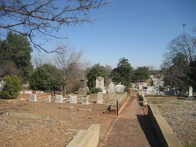 Oakland Cemetery, Atlanta, Spring 2011