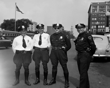 IPD Officers July 15, 1947