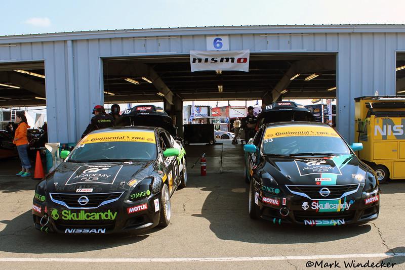 ST-Skullcandy Team Nissan Nissan Altima