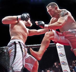2. Keith Jardine vs. Aron Lofton