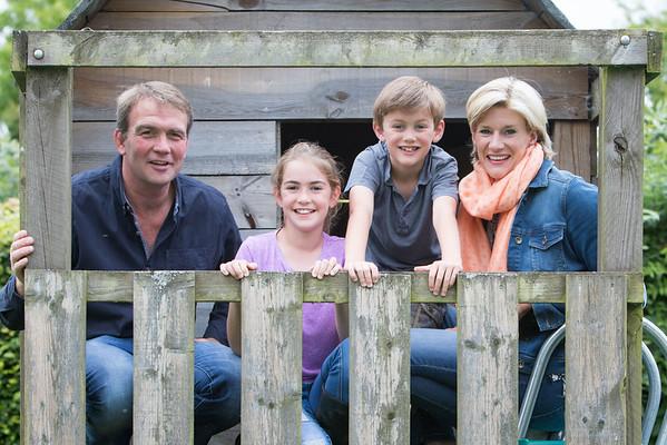 Thomson Family Portrait