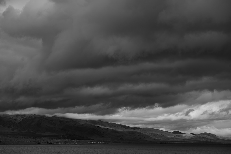 Approaching Storm, Lake Pyramid, Nevada