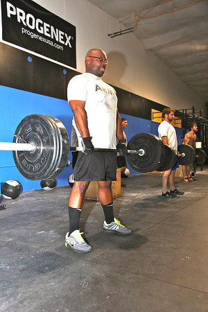 CFH 25 September 2012 WOD