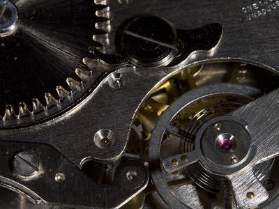 Inside a Stopwatch