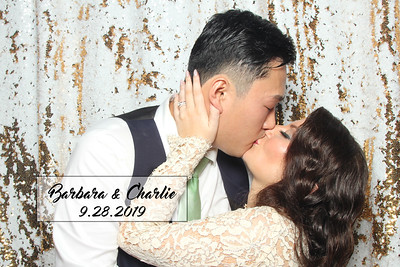 Barbara & Charlie's Wedding - 9/28/19