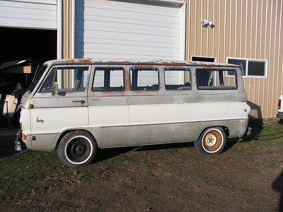 Moparhead340's Dodge A100s