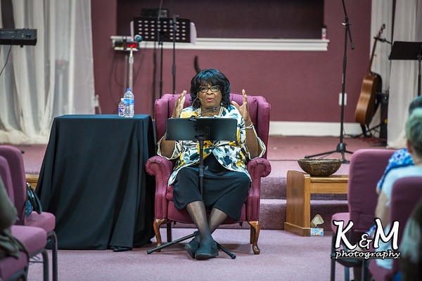 2018-03-24 Women's Conference with Ralphina Dodson