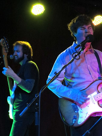Surfer Blood with Wake Up, Fort Lean  |  02/27/2014