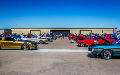 Mustang Car Show