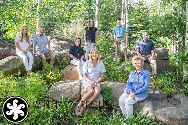 Vail Family Photos - Vail Mountain - Wilson