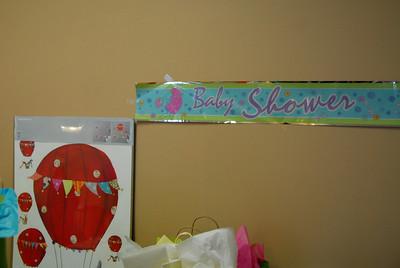 2011 - Baby Shower