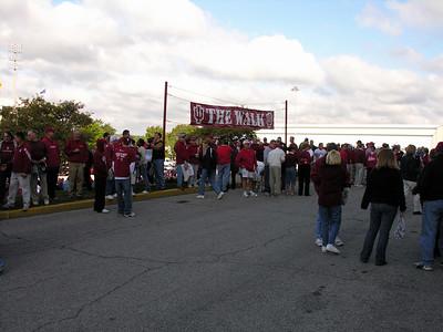 IU Football Homecoming 2005
