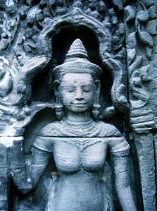 Cambodia Angkor National Park