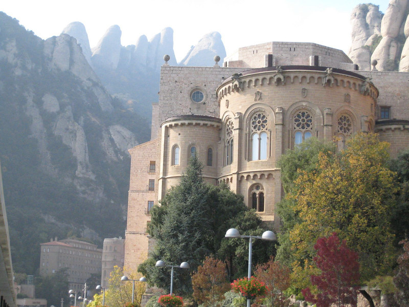 Montserrat - Benedictine Monastery and Basilica