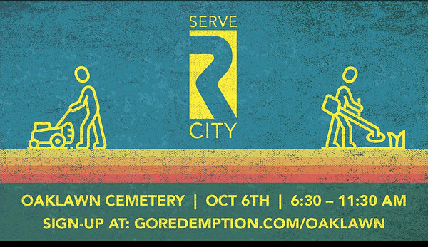 REDEMPTION CHURCH SERVE R CITY