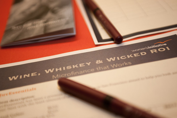 Whiskey and Wine Event