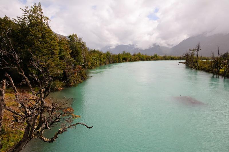 Glaciers River - Lago General Carrera
