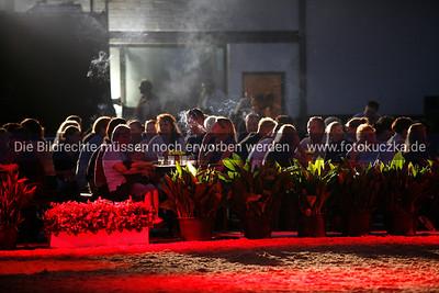 23.09.2006 Schloss Lauersfort Abendshow
