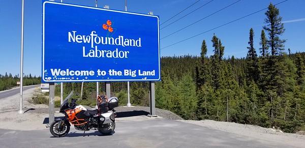 Moto ride Labrador 2019