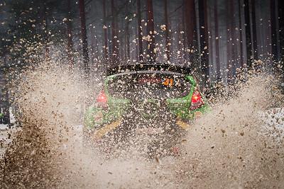 WRC Rally Sweden 2014