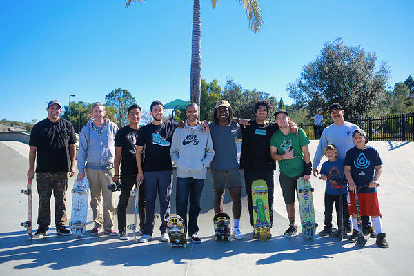 Skateboard Ministry 2019 First Session