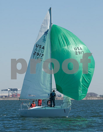 Pan Am Qualifiers for J24's Feb. '07, Bow #1, Sail #2917, Boat name- Long Shot