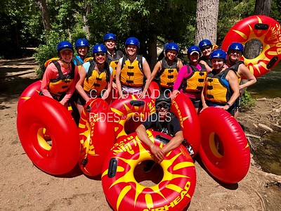 2019 07 23 Equinix Tubing Boulder Creek