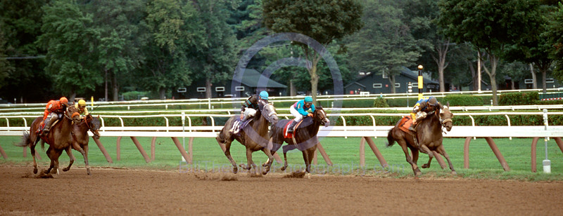 BunnaBunnaBunna runsaway from the rest of the field including #1 Act as If at Saratoga.
