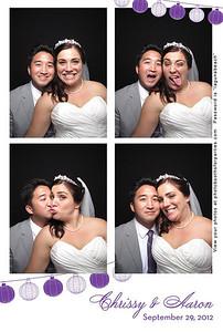 Chrissy & Aaron's Wedding