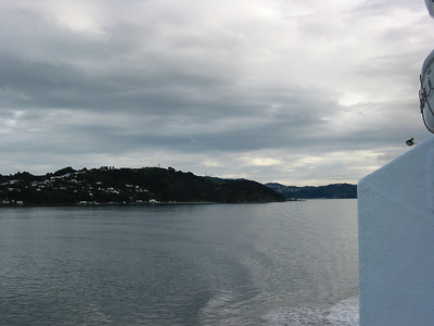 May 18, Wellington to Titoki