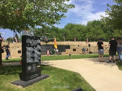 2020 Memorial Day Ceremony