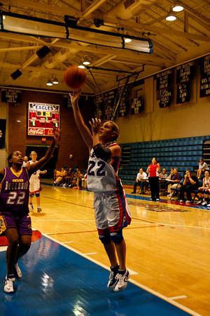 Girls Basketball 11/29/07