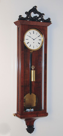 VR-362 - Exquisite Late Biedermeier Timepiece