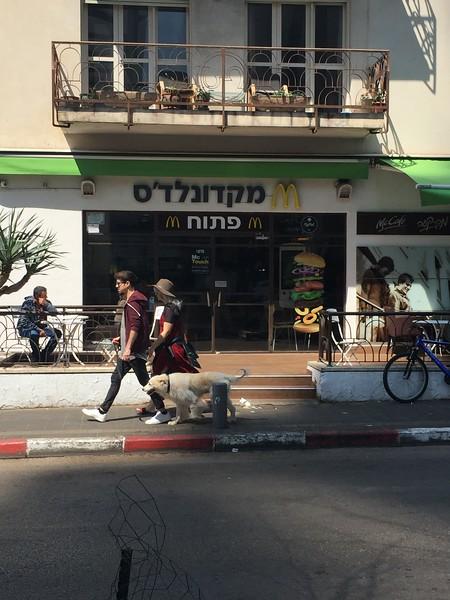 Tel Aviv - Bridget St. Clair