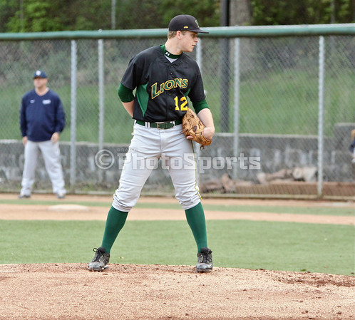 West Linn vs Lake Oswego April 30, 2012