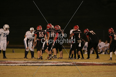 10.20.2009 Munford Middle vs Brighton Middle
