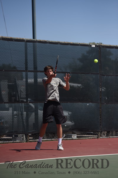 District Tennis Meet 2017