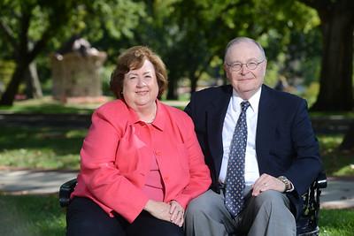 Chuck and Leslie Higgins