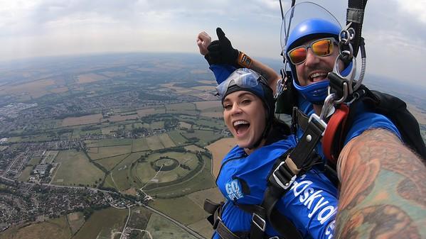 30/7/19 - Fridge Raiders skydive