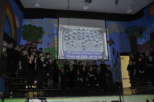 2nd Grade Chag HaChumash 2013