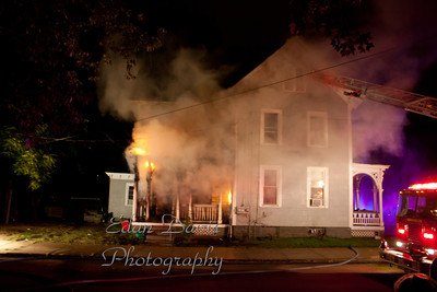 08-07-2011, 2 Alarm Dwelling, Bridgeton City, Cumberland County, Bank St. and Marion St.