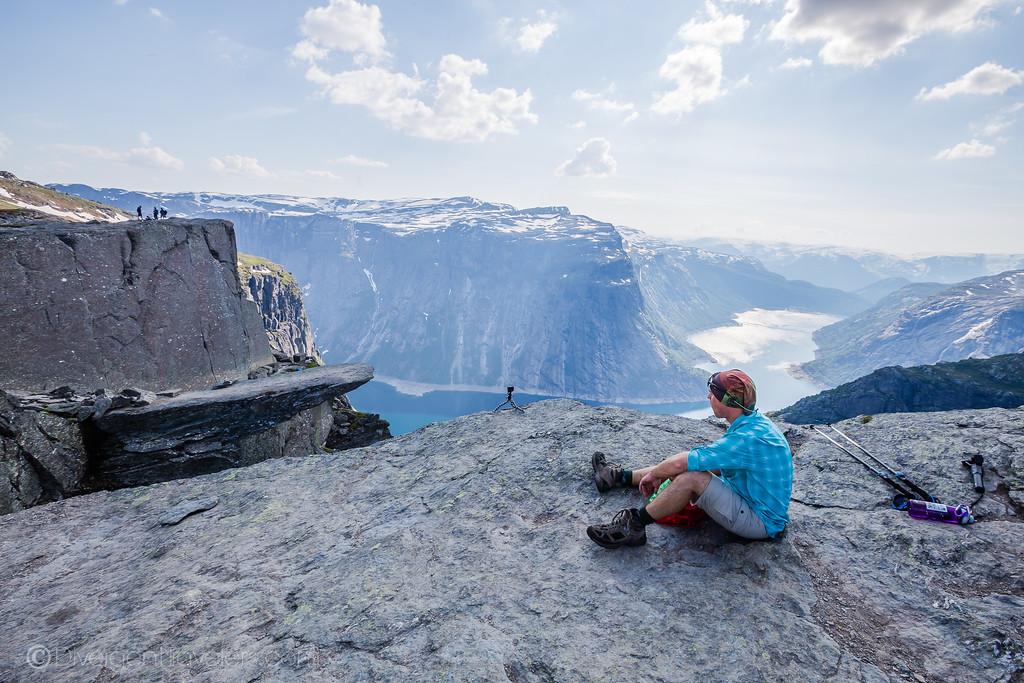 Trolltunga Hike in Norway
