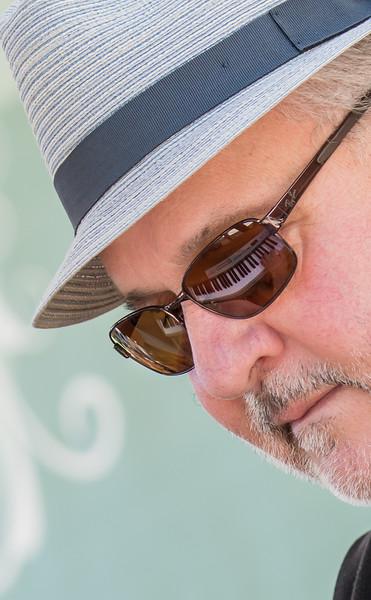 Dale Hawk Haefner-City Mouse All Stars-Rock Bend Folk Festival 2014
